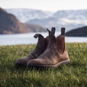 Original BLUNDSTONE Boots